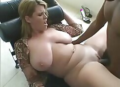 Blonde milf Sajan does BBC combo on Nougatdate with family