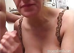 beautys horny and relaxing round tits