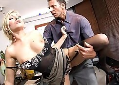 Cody Richey: Boss With a White Ugly Ass Gives Me A Titjob