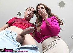 Amazing pornstar Adele Cameron in Hottest Horny Big Tits, Reality porn clip