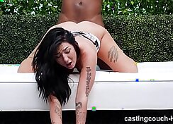 dogiose assfucking with black cocks