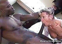 Ass Traffic - Mila Jane dominates black cock interracially
