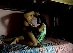 Big tit fuckfest made for college amateur Couple