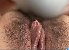 Chrismes TS Tiny sissy dement solo upside down pussy