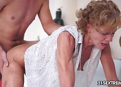 Concupiscent gal is having amazing sexual experience