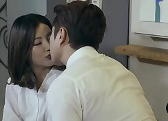 Appetizing Korean sweetie takes it from behind