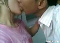 Blindfolded girl fucked roughly