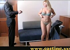 Casting race chubby camgirl toying ass