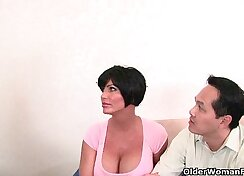 Cuckold Satisfying Wife with Big Black Cocks
