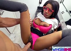 Cock Hungry Brittney White Gets Shot Point Of View