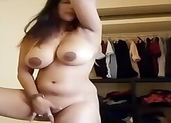 BBW MILF SUPERMILF LICKS HUGE BOOBS PUSSY AND POUNCE