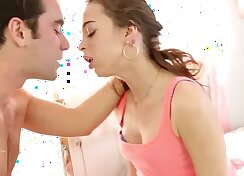 Bald headed studs Billy Santoro, Riley Reid and Eren Hahn take turns fucking each others brothers
