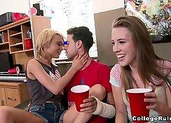 College girls wanna have fun (cr12300)