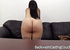 Casting Couch Anal Versbarmel Stern